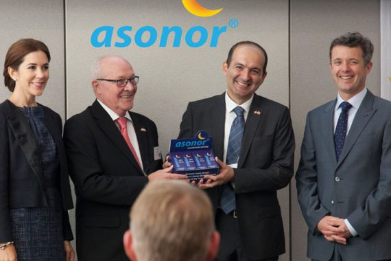 Asnor launch in Toronto
